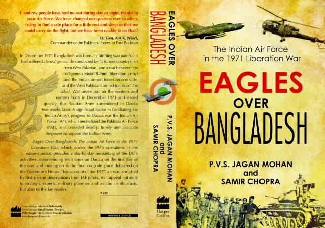 Eagles over bangladesh cover2