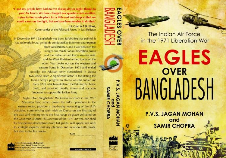 Eagles over bangladesh cover2